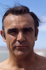 """""""Diamonds Are Forever""""Sean Connery1971 United Artists © 1978 Gunther - Image 9450_0012"""