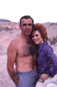 """Diamonds Are Forever,""Sean Connery, Jill St. John1971 UA / MPTV - Image 9450_0013"