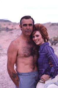 """Diamonds Are Forever,""Sean Connery, Jill St. John1971 UA / MPTV - Image 9450_0013"