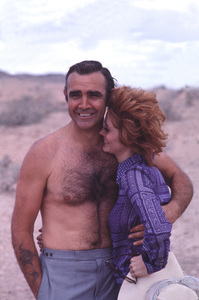 """Diamonds Are Forever,""Sean Connery, Jill St. John1971 UA / MPTV - Image 9450_0016"
