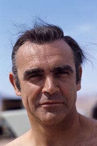 """""""Diamonds Are Forever""""Sean Connery1971 United Artists © 1978 Gunther - Image 9450_0018"""