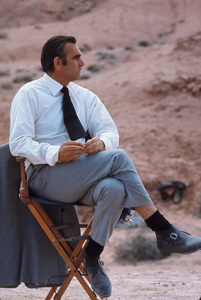 """""""Diamonds Are Forever,"""" Sean Connery1971 UA / MPTV © 1978 Gunther - Image 9450_0019"""