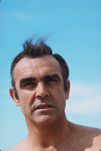 """Diamonds Are Forever,"" Sean Connery1971 UA/MPTV © 1978 Gunther - Image 9450_0024"