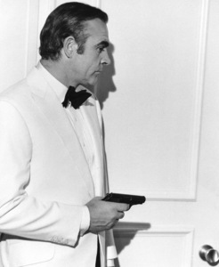 """Diamonds Are Forever""Sean Connery as James Bond1971 United Artists**I.V. - Image 9450_0027"