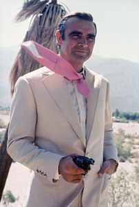 """Diamonds Are Forever""Sean Connery1971 United Artists**I.V. - Image 9450_0028"