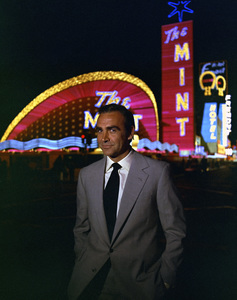 """Diamonds Are Forever""Sean Connery1971 MGM** I.V. - Image 9450_0034"