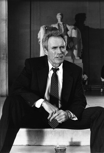 """""""In the Line of Fire""""Clint Eastwood1993 Castle Rock Entertainment © 1993 Bruce McBroom - Image 9452_0075"""