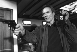 """""""In the Line of Fire""""Clint Eastwood1993 Castle Rock Entertainment © 1993 Bruce McBroom - Image 9452_0076"""