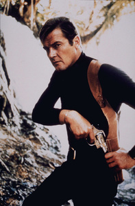 """""""The Man With The Golden Gun,""""Roger Moore1974 UA/MPTV - Image 9453_0004"""