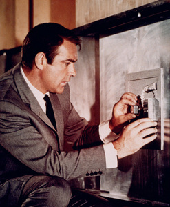"""You Only Live Twice,"" Sean Connery1967 UA / MPTV - Image 9454_0002"