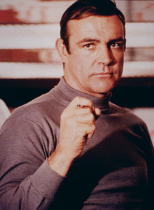 """""""You Only Live Twice,"""" Sean Connery © 1967 UA / MPTV  - Image 9454_0005"""