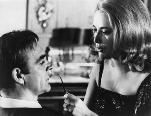 """""""You Only Live Twice""""Sean Connery, Karin Dor1967 UA - Image 9454_0010"""