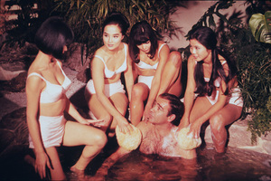 """""""You Only Live Twice,""""Mai Ling, Jeanne Roland, Sean Connery, Yee Wah Yang1967 UA / MPTV - Image 9454_0020"""