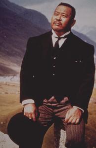 """""""Goldfinger,"""" Harold Sakata © 1964 UA / MPTV - Image 9455_0009"""