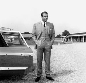 """Goldfinger"" Sean Connery1964 UA **I.V. - Image 9455_0041"