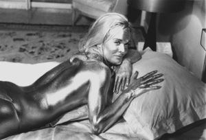 """""""Goldfinger"""" Shirley Eaton1964 UA **I.V. - Image 9455_0061"""