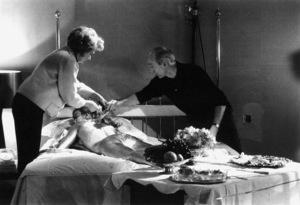 """""""Goldfinger"""" Shirley Eaton1964 UA **I.V. - Image 9455_0070"""