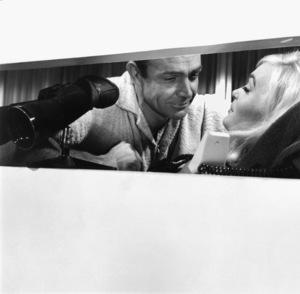 """Goldfinger""Sean Connery, Shirley Eaton1964 United Artists** I.V. - Image 9455_0083"