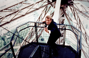 """""""A View To A Kill,"""" Roger Moore1985 UA / MPTV  - Image 9456_0001"""