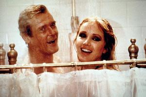 """""""A View To A Kill,""""Roger Moore, Tanya Roberts1985 UA / MPTV - Image 9456_0002"""