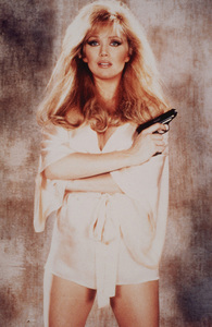 """A View To A Kill,"" Tanya Roberts © 1985 MGM / MPTV - Image 9456_0007"
