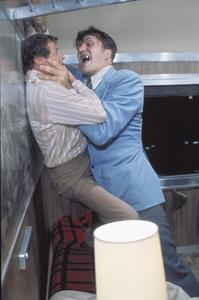 "Roger Moore and Richard Kiel in ""The Spy Who Loved Me""1977 United Artists** I.V.C. - Image 9457_0012"