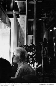 """The Notorious Landlady""Kim Novak on the Columbia Studios set1961 © 1978 Bob Willoughby - Image 9459_0047"