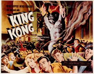 """""""King Kong"""" Lobby Card1933 RKO - Image 9462_0006"""