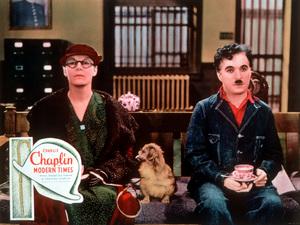 """Modern Times""Charlie Chaplin1936 U/A**M.H. - Image 9463_0001"