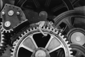 """Modern Times""Charlie Chaplin1936 United Artists Photo by Max Munn Autrey** I.V. - Image 9463_0002"
