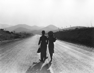 """Modern Times""Charles Chaplin, Paulette Goddard1936 United Artists**I.V. - Image 9463_0009"