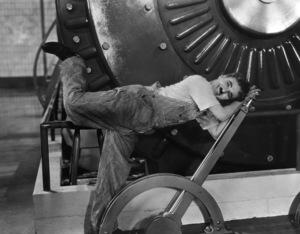 """Modern Times""Charles Chaplin1936 United Artists**I.V. - Image 9463_0012"