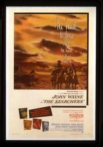 """The Searchers""Poster1956 Warner Brothers**I.V. - Image 9466_0007"