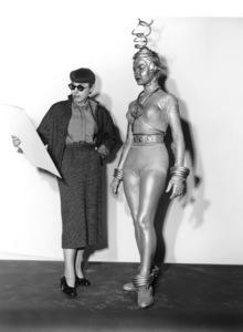 """War of the Worlds""Designer Edith Head1953, Paramount, **I.V. - Image 9468_0010"