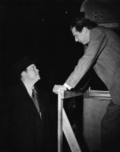"""The Third Man"" Orson Welles, Carol Reed1949 Selznick Releasing Organization** I.V. - Image 9470_0021"