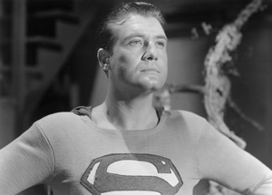 """The Adventures of Superman""George ReevesC. 1956 - Image 9478_0001"