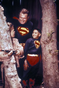 """The Adventures of Superman""George Reevescirca 1956 - Image 9478_0010"