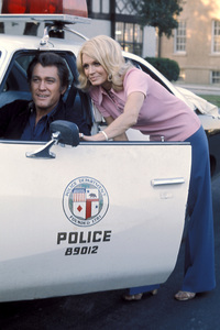 """""""Police Woman"""" Angie Dickinsoncirca 1975** H.L. - Image 9485_0017"""