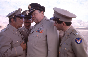 """""""Catch 22""""Martin Balsam, Buck Henry, Orson Welles1970 Paramount © 1978 Bob Willoughby - Image 9488_0002"""
