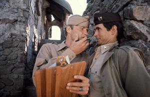 """Catch-22""Jon Voight, Anthony Perkins1970 Paramount © 1978 Bob Willoughby - Image 9488_0007"