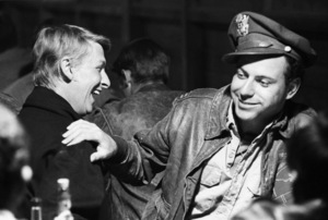 """""""Catch-22""""Director Mike Nichols, Alan Arkin1969© 1978 Bob Willoughby - Image 9488_0086"""
