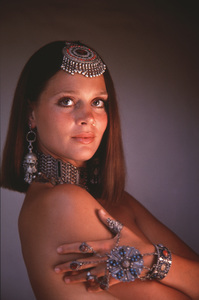 """Horsemen, The""Leigh Taylor-Young1970 Columbia © 1978 Bob Willoughby - Image 9489_0012"