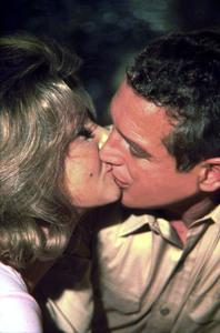 """Secret War Of Harry Frigg, The""Sylva Koscina & Paul Newman.1967 Universal © 1978 Bob Willoughby - Image 9492_0004"