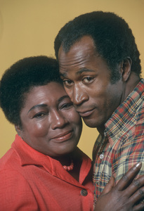 """Good Times""Esther Rolle, John Amos1974 CBS © 1978 Gene Trindl - Image 9495_0004"