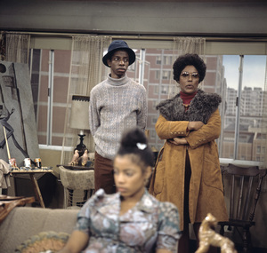 """Good Times""Jimmie Walker, BernNadette Stanis1974** H.L. - Image 9495_0011"