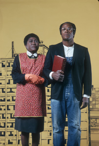 """Good Times""Esther Rolle,John Amos1974 CBS © 1978 Gene Trindl - Image 9495_0014"