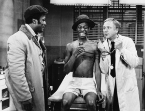 """Good Times""John Amos, Jimmie Walker, Arte Johnson1975** H.L. - Image 9495_0018"