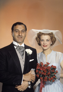 """The Danny Thomas Show""Danny Thomas, Marjorie Lord1957© 1978 Gene Howard - Image 9502_0002"