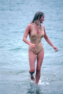 """Ten""Bo Derek © 1979 Warner BrothersPhoto by Bruce McBroom - Image 9503_0017"