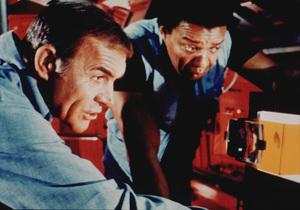 """Never Say Never Again."" Sean Connery © 1983 UA / MPTV - Image 9504_0005"